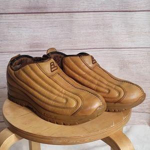 LUGZ leather shoe size 8.5